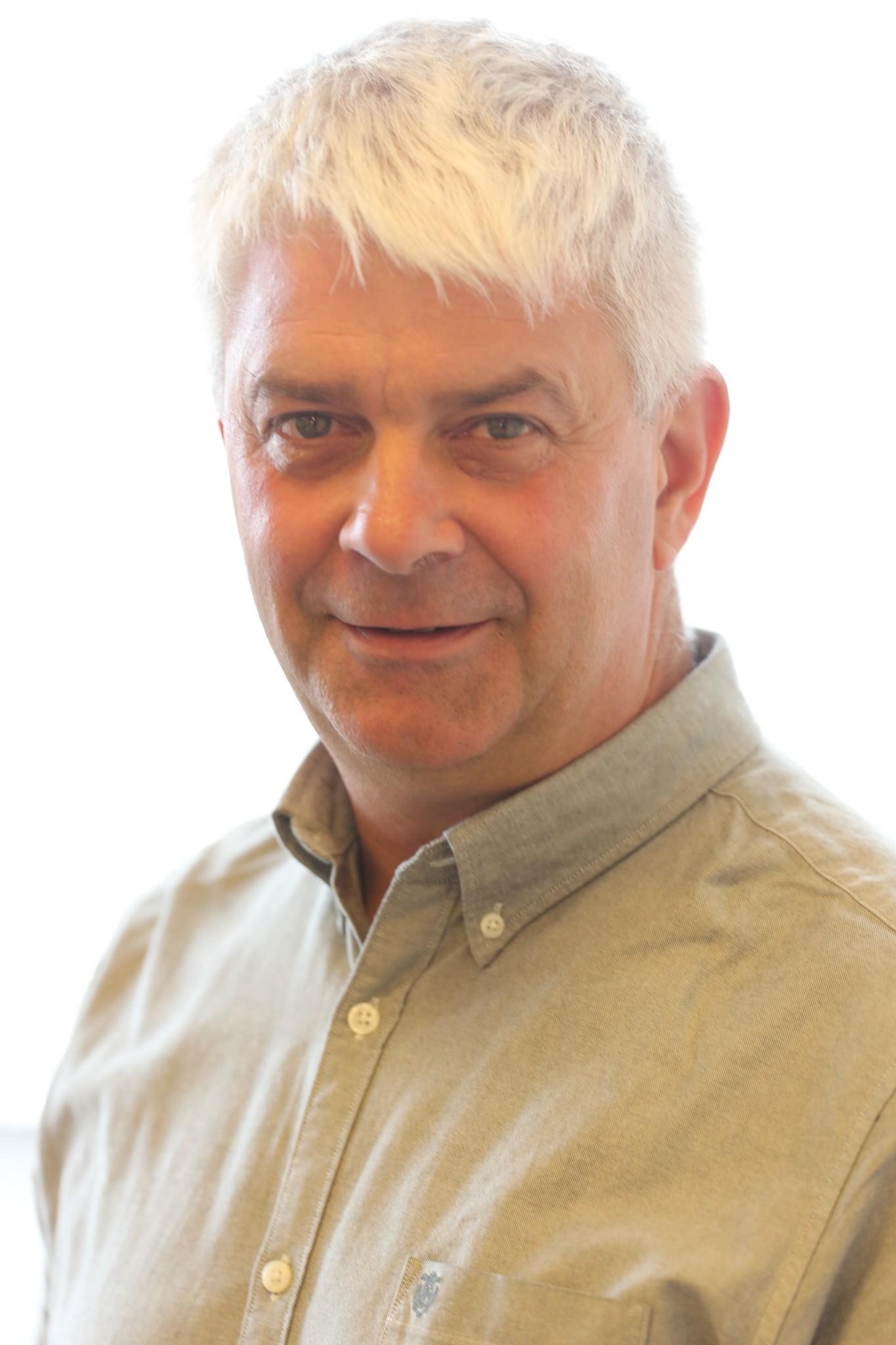 Thor Gunnar Kofoed, formand