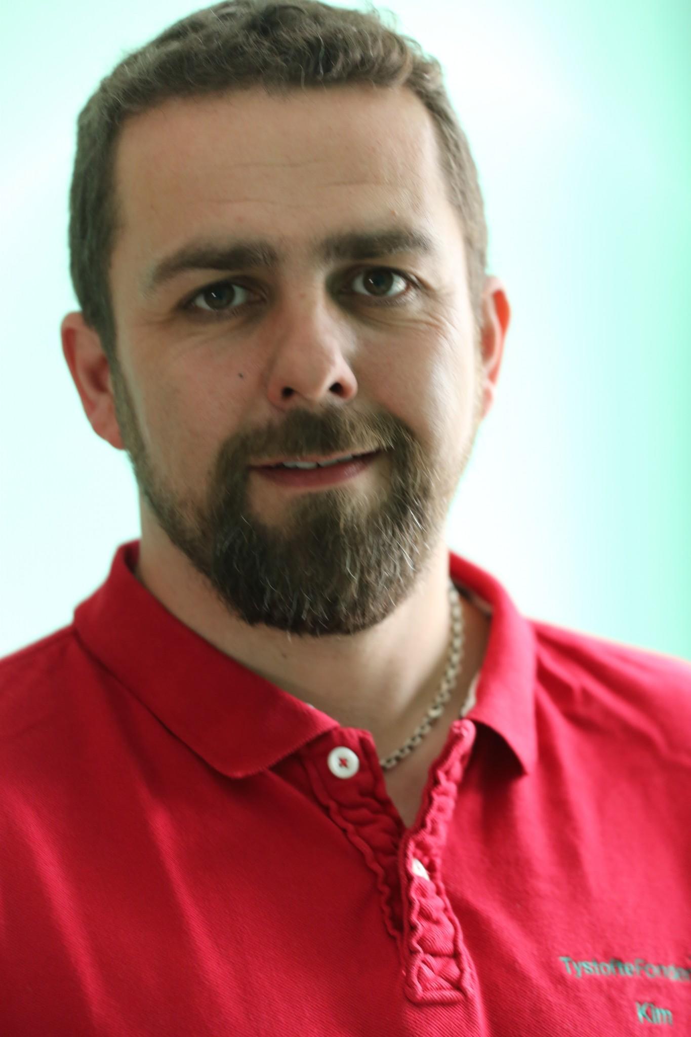 Kim R.W. Pedersen